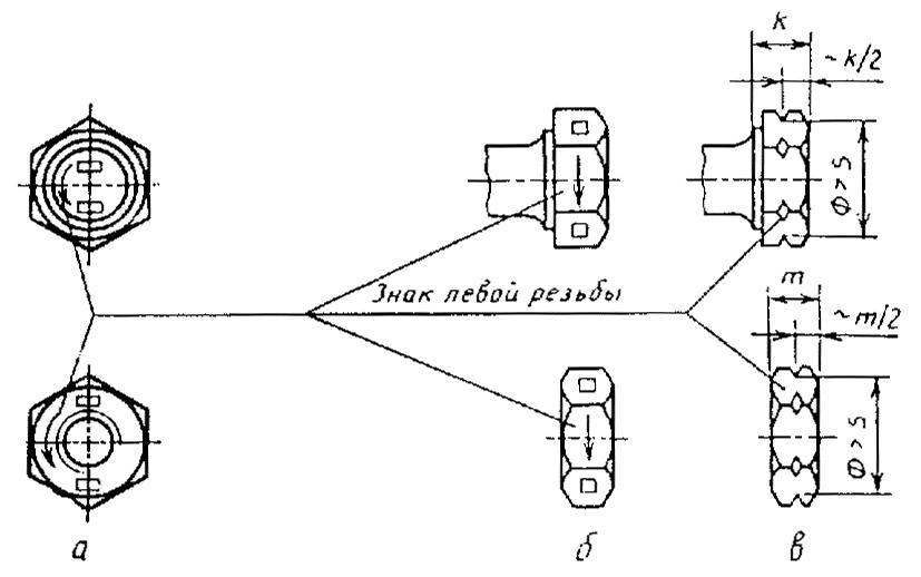 ГОСТ1759.0-87 чертеж 4